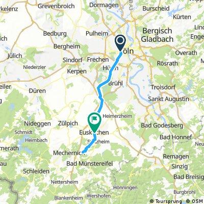 Köln-Wachendorf (Bruder-Klaus-Feldkapelle)