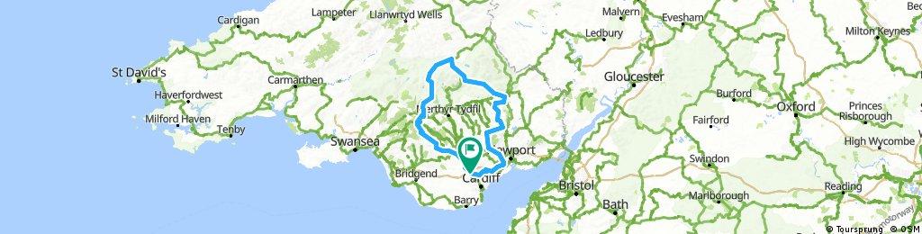 BFunctional Circular Bike Ride