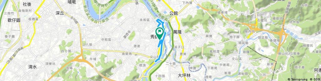 Brief bike tour through Xiulangcun