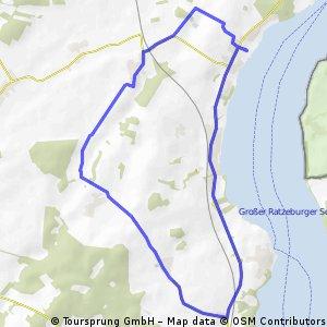 Groß Sarau Trainingsrunde 1