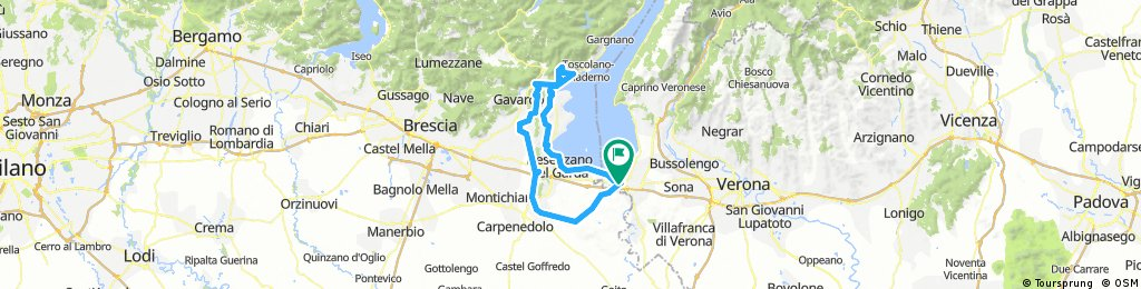 Herbstfahrt Gardasee 4. Tag