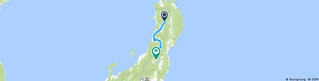Lake Tazawa - NP Bandai Asahi