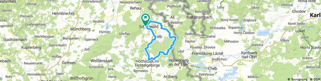 SD-Thierstein-Wellertal-Hengstberg-Längenau-ERK-RBach-SD