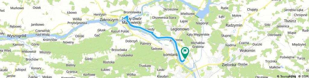 Warszawa - Twierdza Modlin