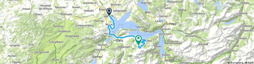Luzern-Klewenalp