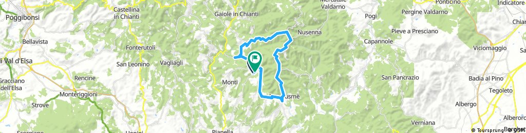 Lengthy ride from 28.07.2017, 11:56