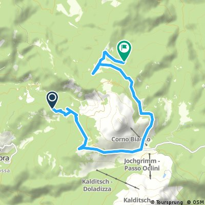Short ride from 30 luglio, 13:25