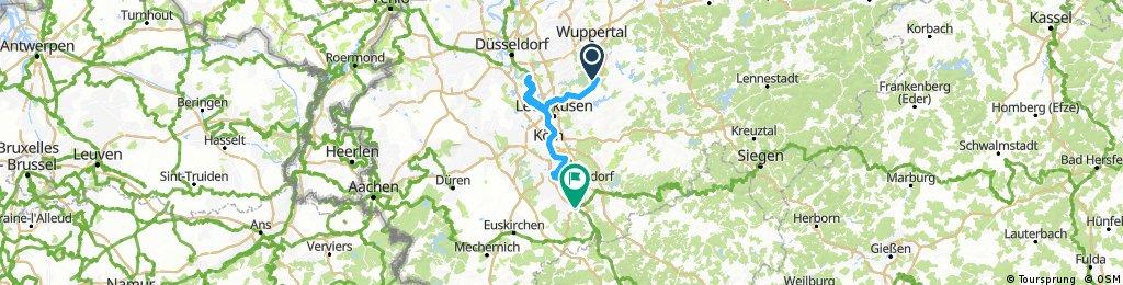 Wk-Bonn über D´dorf