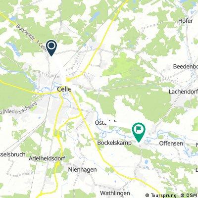 Groß Hehlen - Wienhausen