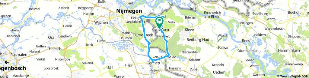Kranenburg Bergendal Gennep Kranenburg