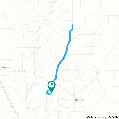 bike tour through Greenville