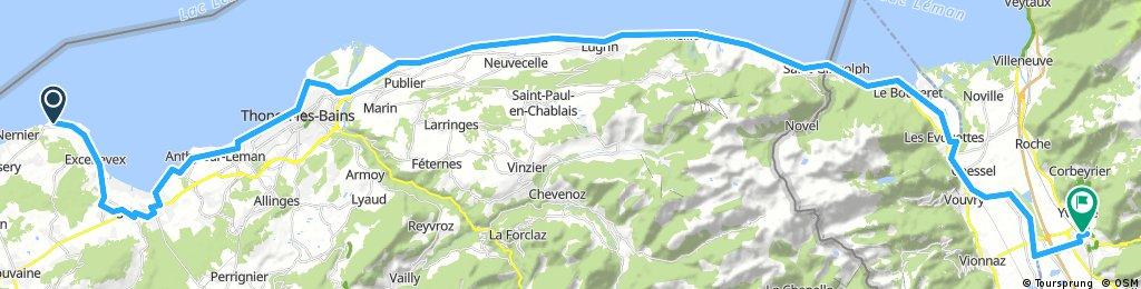47°Nord Tour de Suisse Etappe 3