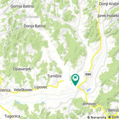 Konjscina-Putevima rudara -Donja Batina