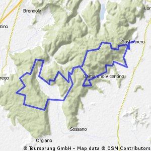 Giro dei Berici 28mar2010