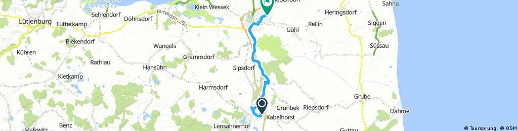Lensahn - Oldenburg