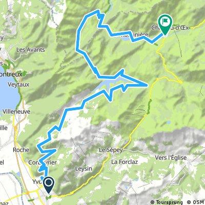 47° Nord Tour de Suisse Etappe 4