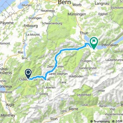 47° Nord Tour de Suisse Etappe 5