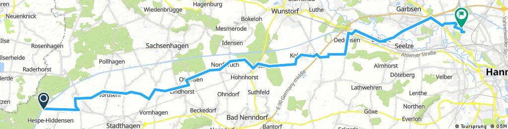 17.07.23  Bad Hiddenserborn-Hannover