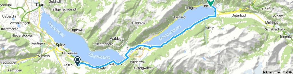 47° Nord Tour de Suisse Etappe 6
