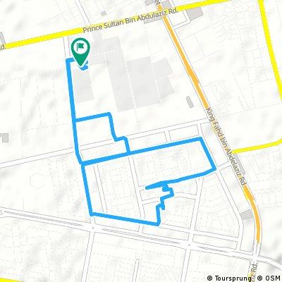 Brief bike tour through Al Khubar