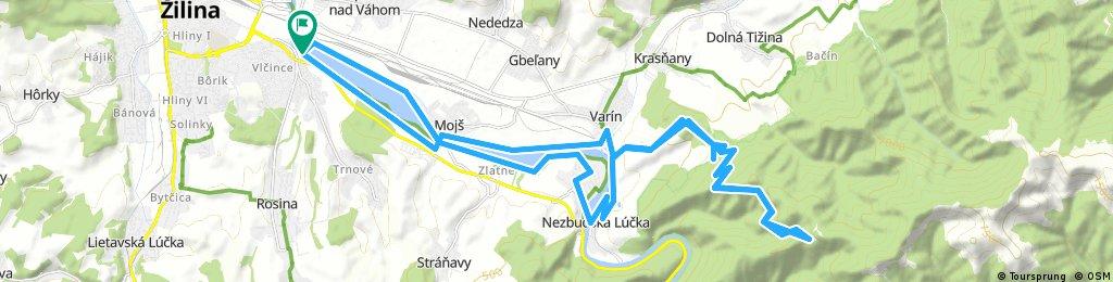 Chata pod Suchym vrchom 1. augusta, 9:51