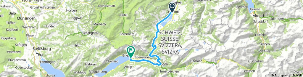 47° Nord Tour de Suisse Etappe7