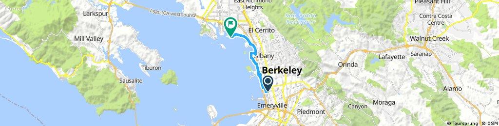 Bay Trail to Shoreline