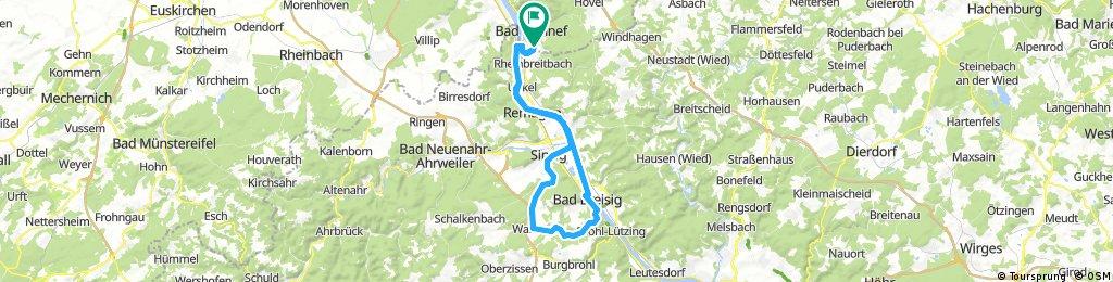 Bad Honnef - Gönnersdorf