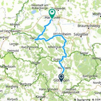Dolna Saksonia - odcinek V