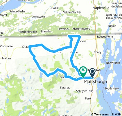 Extended NY North Country Ride