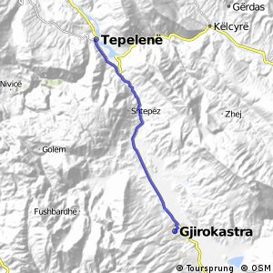 Cycling routes and bike maps in and around Tepelen Bikemap Your