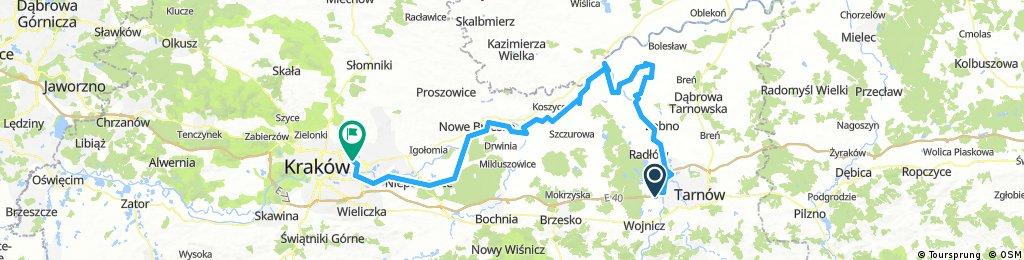 VeloDunajec, Zalipie i Wiślana Trasa Rowerowa