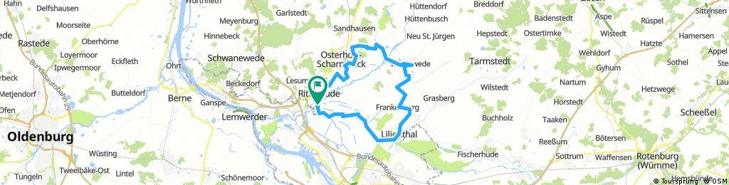 Ritterhude-Lilienthal-Worpswede-Teufelsmoor-OHZ