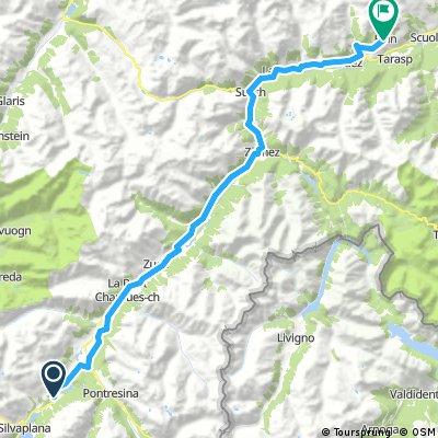Etappe 1 St. Moritz