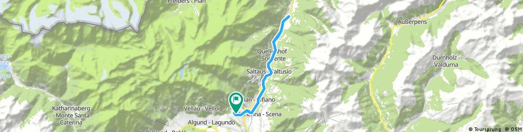 Dorf Tirol - Sankt Martin