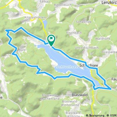 Schluchsee-Tour