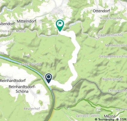 27_Großer Winterberg - Kirnitzschtal