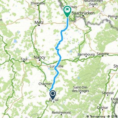Route de France 11