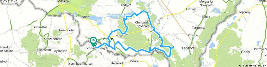 Liechtenstein Radrunde vom 4. August, 08:00