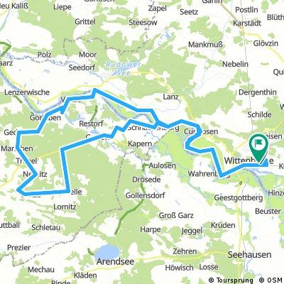 wittenberge lanze 115km