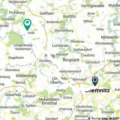 Chemnitz-Kohren Sahlis