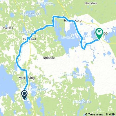 Schweden - Etappe 2