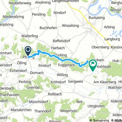 Pitzling - Forsthart