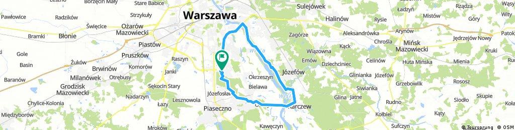 WP - Konstancin - Gassy - Otwock - Siekierki -WP