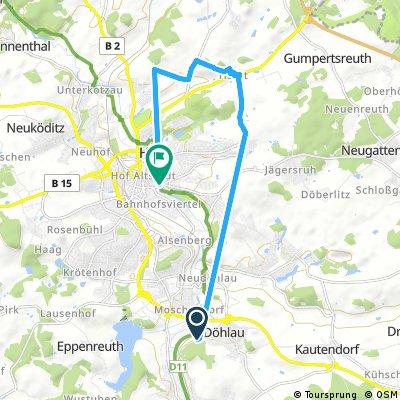 Hof Rundfahrt Teil 1