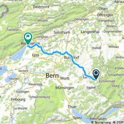 47° Nord Tour de Suisse Etappe 9