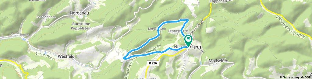 N2 Hoher-Knochen-Weg