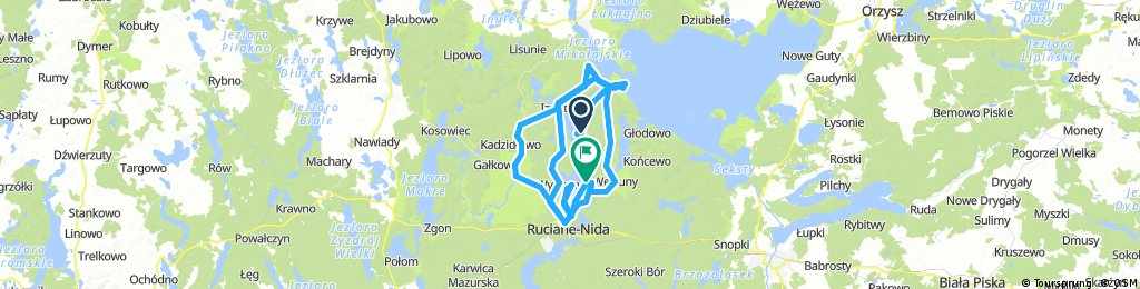 Lengthy ride from 6 sierpnia, 11:12