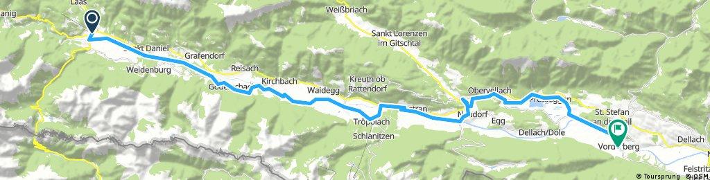 Kötschach - Vorderberg