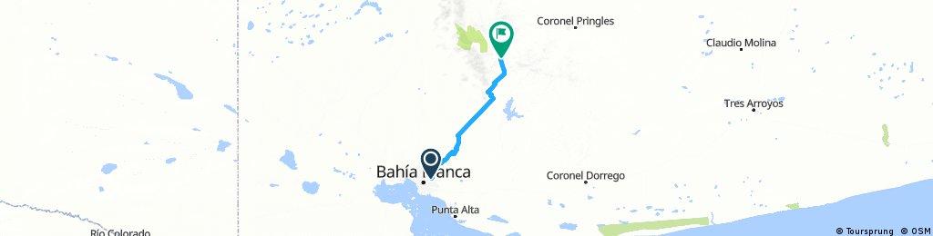 sierra Lengthy ride from 6 de agosto 07:23